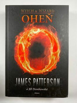 James Patterson: Oheň
