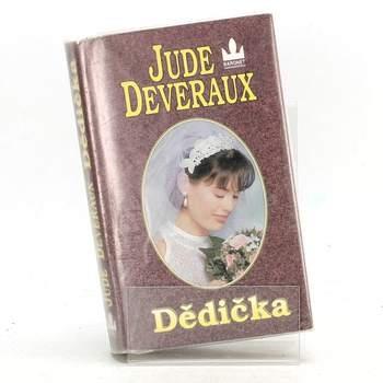 Kniha Dědička Jude Deveraux