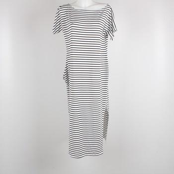 4407b9d9acb7 Dámské šaty Zanzea bílé s pruhy