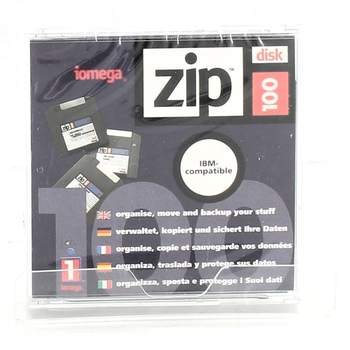 ZIP disketa Iomega 100 MB