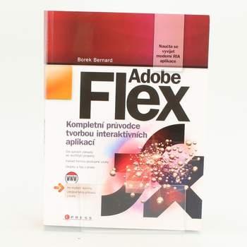 Kniha Computer Press Adobe Flex Borek Bernard