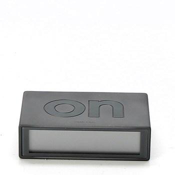 Budík Lexon LR150X9 černý