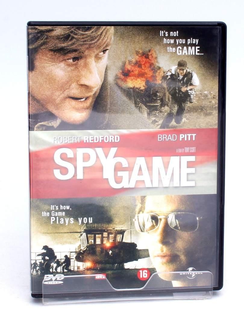 DVD Universal Spy Game 16+