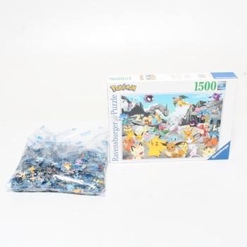 Puzzle 1500 Ravensburger 16784 Pokémon