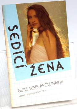 Kniha Guillaume Apollinaire: Sedící žena