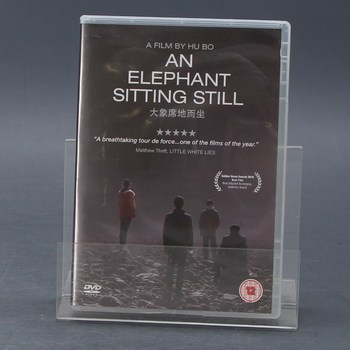 DVD film An Elephant Sitting Still