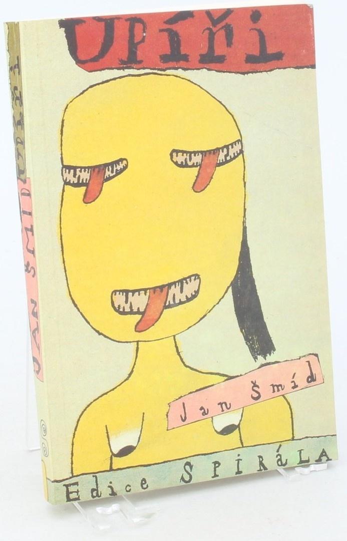Kniha Jan Šmíd: Upíři
