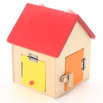 Dřevěný domeček Small Foot Wooden Toys 12090