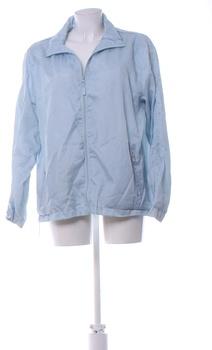 Dámská bunda Diadora světle modrá