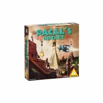 Stolní hra Piatnik 634192 Pacal´s Rocket