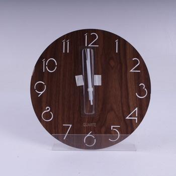 Nástěnné hodiny Lenrus WC-5663A-DB
