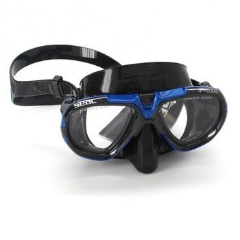 Plavecké černo modré brýle Seac Fox
