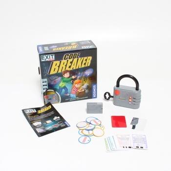 Detektivní hra Kosmos Code Breaker 697921 NJ