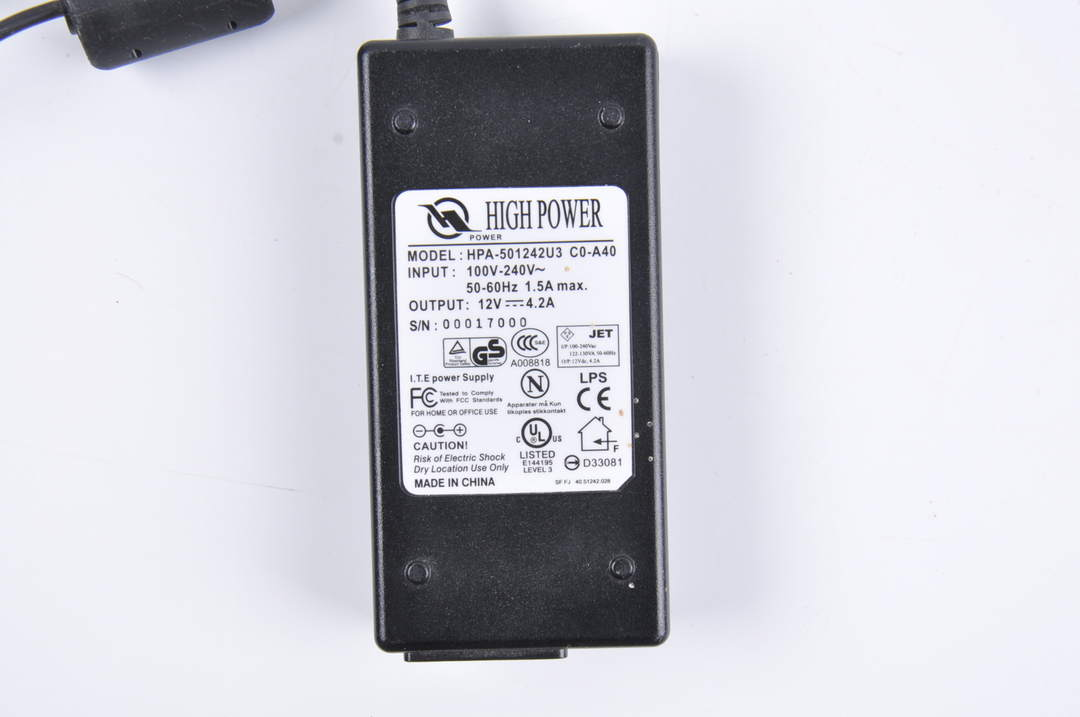 AC adaptér High Power HPA-501242U3