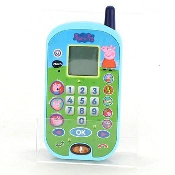 Dětský telefon Vtech Peppa Pig