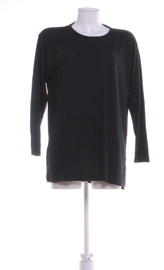 Dámské triko Harmony černé s dlouhým rukávem