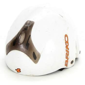 Ochranná helma Briko bílá