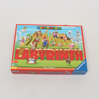 Labyrint Super Mario Ravensburger 00.026.063