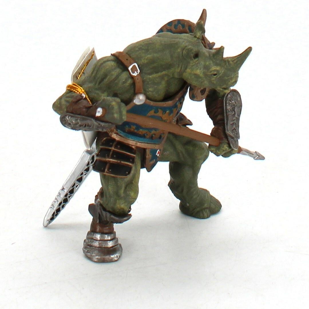 Postavička Papo 38946 Rhino Man