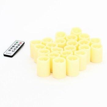 Bezplamenové svíčky Kohree FBA_HP211-HM