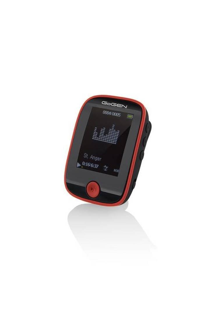 MP3 přehrávač Gogen MXM 421 GB4 BT