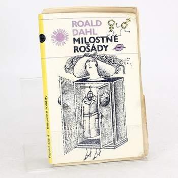 Brožura Milostné rošády Roald Dahl