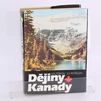 Kniha Tiškov, Košelev: Dějiny Kanady