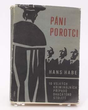Kniha Hans Habe: Páni porotci