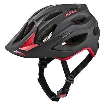 Cyklistická helma Alpina Carapax 2.0 černá