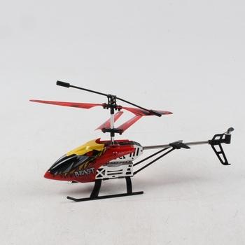 RC vrtulník Rewell 23891 multikolor