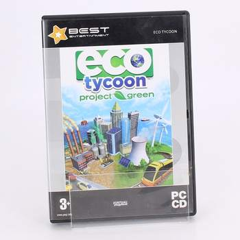 Hra pro PC Eco Tycoon  project green