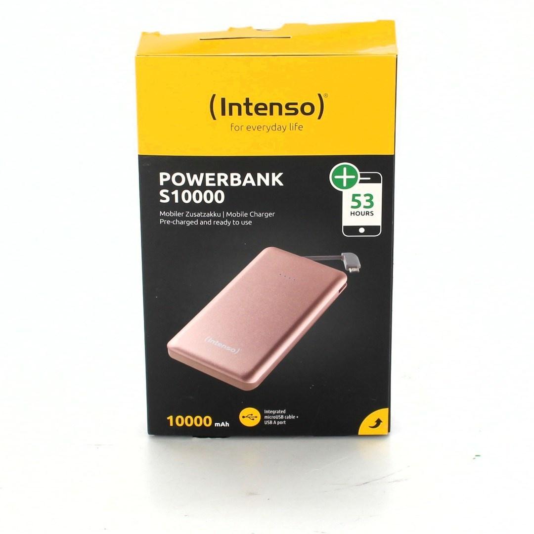 Powerbanka Intenso S10000 růžová