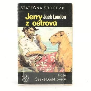 Kniha Jack London: Jerry z ostrovů