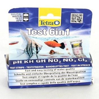 Test Tetra T6239 6v1 kontrola kvality vody