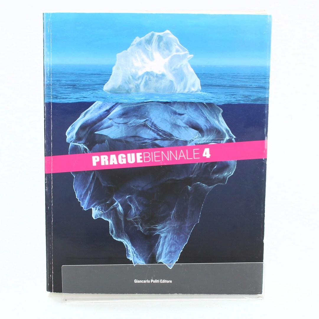 Kniha Prague biennale 4- photo 1