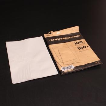 Transparentní papíry Benehacks 4251333727928