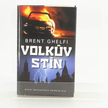 Světová literatura Volkův Stín Brent Ghelfi