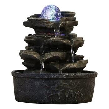 Fontána - vodopád Zen Light
