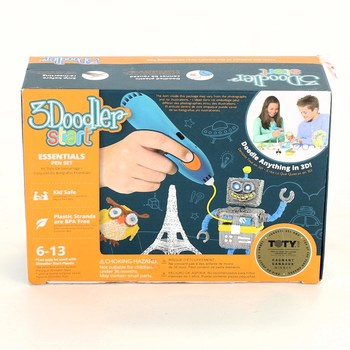 3D pero 3Doodler Start plast
