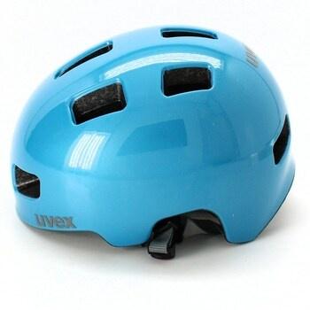 Dětská modrá helma Uvex HLMT 4