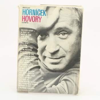 Kniha Miroslav Horníček: Hovory