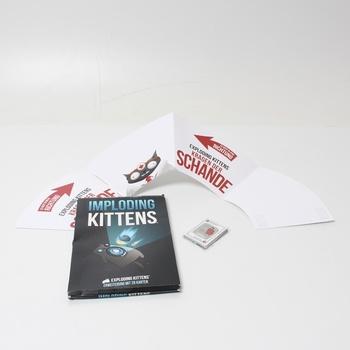 Karty Asmodee ASMD0018 Imploding Kittens