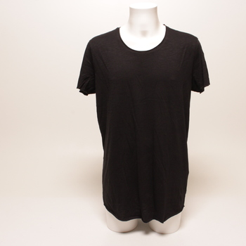 Pánské tričko Jack & Jones BAS TEE černé L