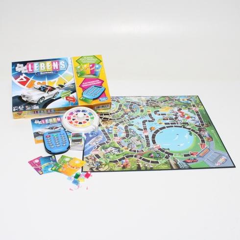 Stolní hra Hasbro Lebens Banking
