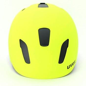 Cyklistická helma Uvex unisex žlutá
