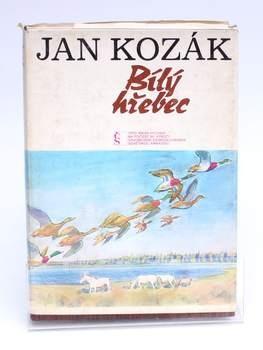 Kniha Bílý hřebec Jan Kozák