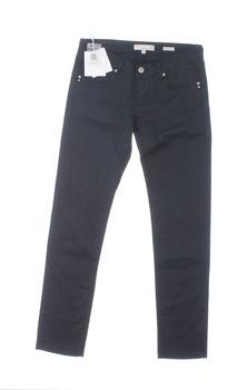 Dámské kalhoty Fracomina černé barvy