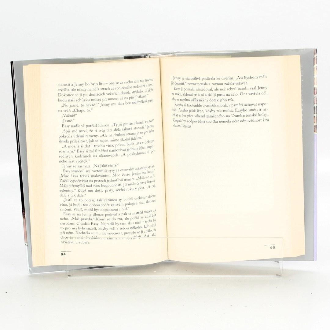 Kniha bezstarostná to je ona