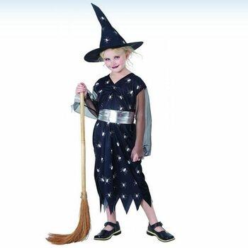 Karnevalový kostým MaDe čarodějka, vel. S