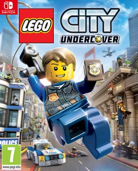 Hra P NS LEGO City Undercover